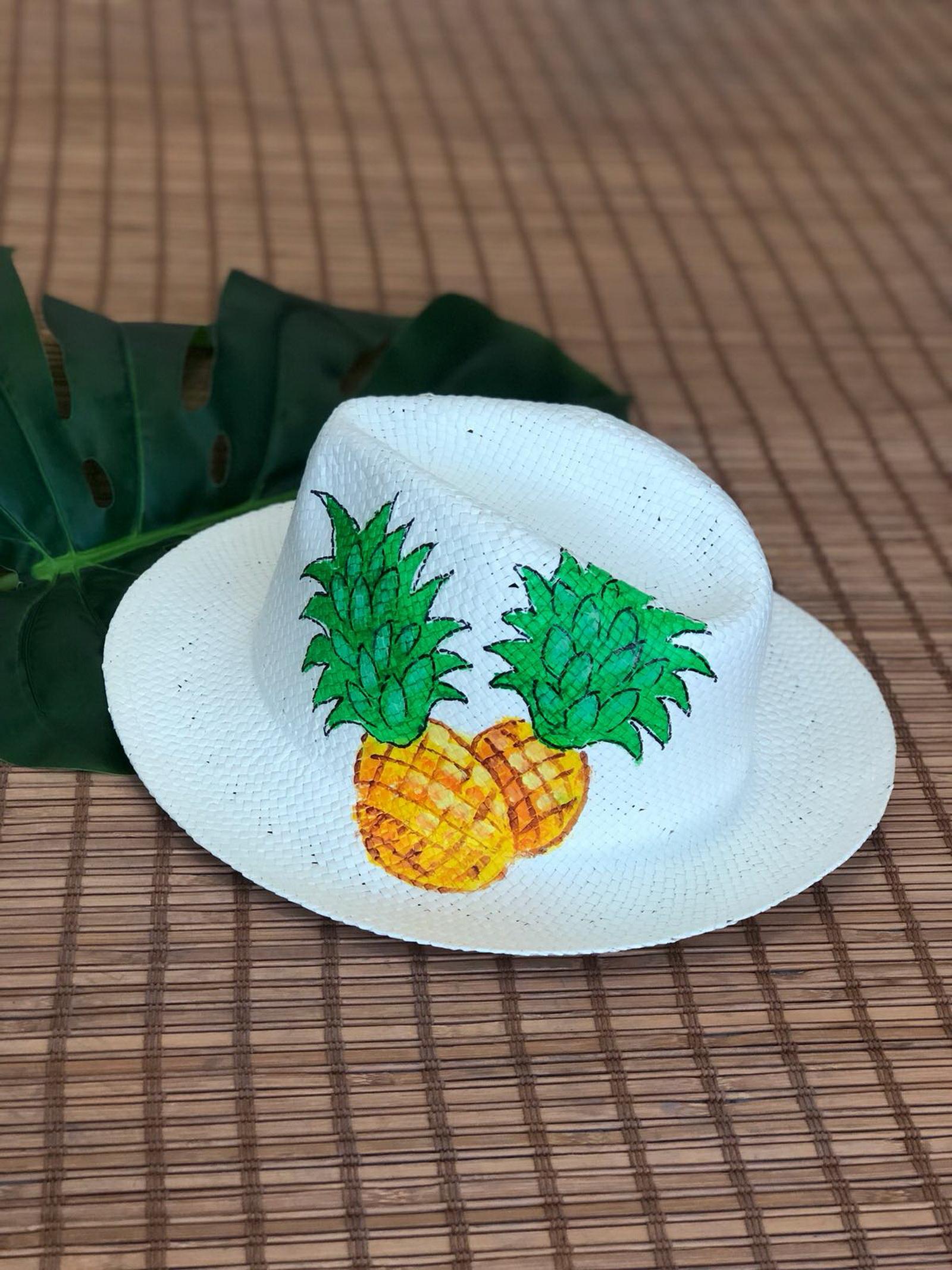 No Gossip El Boyama Ananas şapka Sa45
